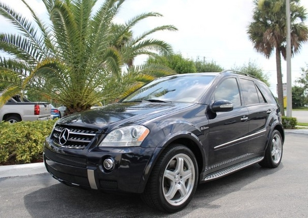 Image gallery 2008 ml amg for Palm beach mercedes benz